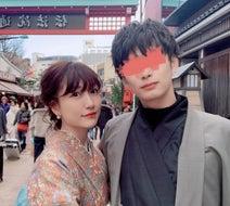 あいのり・桃、交際3か月の彼氏との婚約を発表「これからは同じ方向を見て、人生を一緒に歩んでいきたいと思います!」