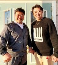 北斗晶、自宅に遊びに来たSB内川選手「そんな友達もいいもんです!」