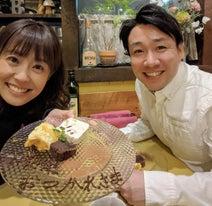 """小林麻耶、""""ますます似てきた""""夫・あきら。との2ショットを公開「確かに」「いい顔してます」の声"""