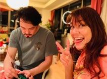 LiLiCo、夫・小田井涼平と深夜に勝負「大失敗して....負けた」