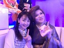 相田翔子、IKKOの誕生日パーティーで感動「お祝いしに行ったのに」