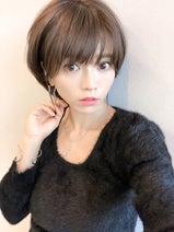 釈由美子、役作りでウルフカットにした写真を公開「格好イイ」「似合ってます」の声