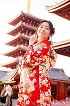 香月美慧、浅草寺の節分会に「まさか自分が豆を投げる側で参加することになるとは」