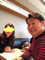 花田虎上、次女の就職祝いに贈り物「働く姿が今から楽しみ!」