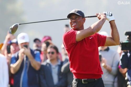 タイガー・ウッズが2021年の世界ゴルフ殿堂に選出