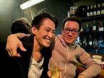 """大沢樹生、""""大大先輩""""田原俊彦との2ショットを公開「ステキ」「貴重すぎる」の声"""