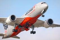 カンタス航空とジェットスター航空、国際線全便運航停止 2ヶ月間を予定