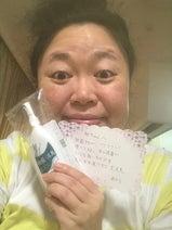 ニッチェ・江上、義母から届いた心強いアイテム「憎い憎い新型コロナウィルスと戦います!!」