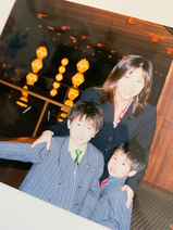 小川菜摘、息子達から届いた母の日のプレゼントに感激「2人共ありがとうね」
