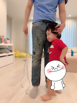 アレク&川崎希、平均身長を6.7cm上回る息子「どんどん大きくなってきたな~」