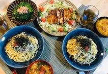 """ニッチェ・江上、""""酸っぱい""""夕食を披露「美味しそう」「彩りキレイ」の声"""