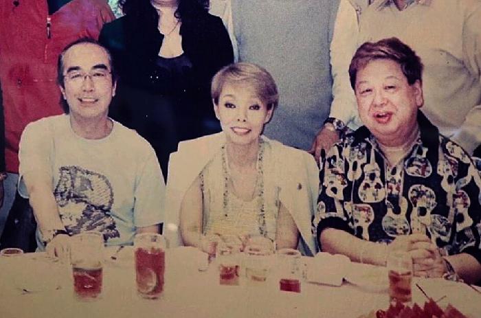 研ナオコ、志村けんさんとの懐かしい写真「若かりし頃のいい思い出」