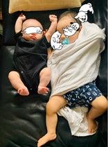 小池徹平の妻・永夏子、夫や息子とともに友人夫婦の自宅を訪問「平和な時間」