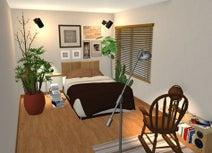 寝室インテリアはベッドリネンから。使うのは3色までがベター