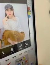 """山川恵里佳、娘と""""おもしろすぎる""""プリクラ撮影「顔、、ちっちゃ」"""