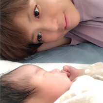 hitomi、第4子となる男児の出産を報告「頑張っていこうと思います」