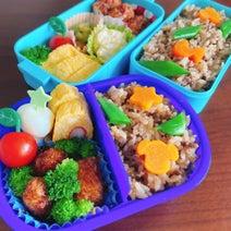 加護亜依、最近の子ども達の弁当を披露「かわいい」「彩り鮮やか」の声
