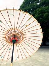 藤原紀香、一目惚れした日傘を公開「良い意味で目立ちますが  笑」