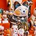 オリジナルの招き猫で開運招福!岡山県岡山市で「招き猫絵付け体験」が開催中