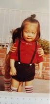 """小原正子、娘にそっくりな""""2歳くらい""""の頃の写真「瓜二つ」「激似」の声"""