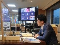 小泉進次郎氏、モーリシャス沖の重油流出事故について現地状況を報告「隊員の士気はとても高く」