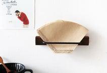 材料費20円、製作時間1分でコーヒーフィルターホルダーをDIY