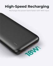 3台同時充電、USB-A to USB-Cケーブル付! モバイルバッテリー「AUKEY PB-N73S」20%オフ