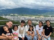 美奈子、家族で子ども支援企画に参加することを報告「是非遊びに来てください」