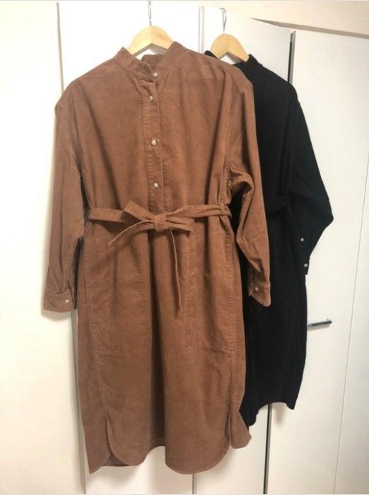 """ANZEN漫才・あらぽんの妻『ユニクロ』で""""2色買い""""した服「臨月までいけそう」"""