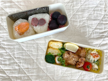 "hitomi、""大忙し""の中で作った弁当を披露「家の中をかけっこ状態」"
