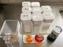 hitomi、ニトリのアイテムでキッチン収納を見直し「使いやすくしたい」