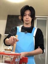 キンプリ神宮寺勇太「岸くんよりは上手」料理の腕前を披露<ZIP!>
