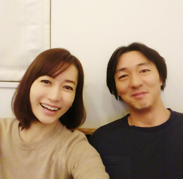 細川直美、18回目の結婚記念日に夫婦ショット公開「本当に早いですねっ」