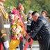 金正恩氏、中国義勇軍の墓地参拝=友好アピール―北朝鮮