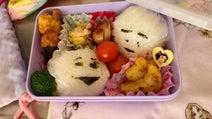 """才賀紀左衛門、""""顔っぽく""""作った娘への弁当を披露「これありかな?笑」"""