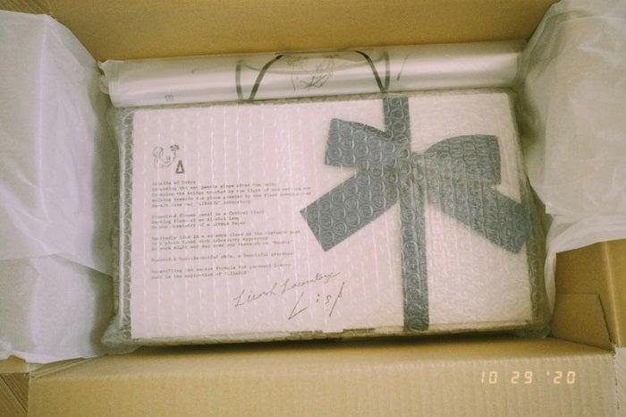 高橋愛、同期・新垣里沙から届いた素敵な贈り物に「めっちゃいい!」