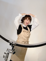 渡辺美奈代、サザエさん風にした髪型を公開「可愛い」「とってもキュート」の声