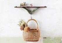 IKEAの木製ハンガーをリメイク!おしゃれな「飾り棚付きハンガーフック」をつくろう