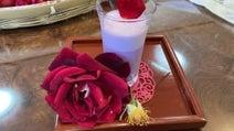 色の変わるお茶、ピンクのスムージー・・・無農薬の食用バラが味わえる農園「マチモト」【広島県福山市】