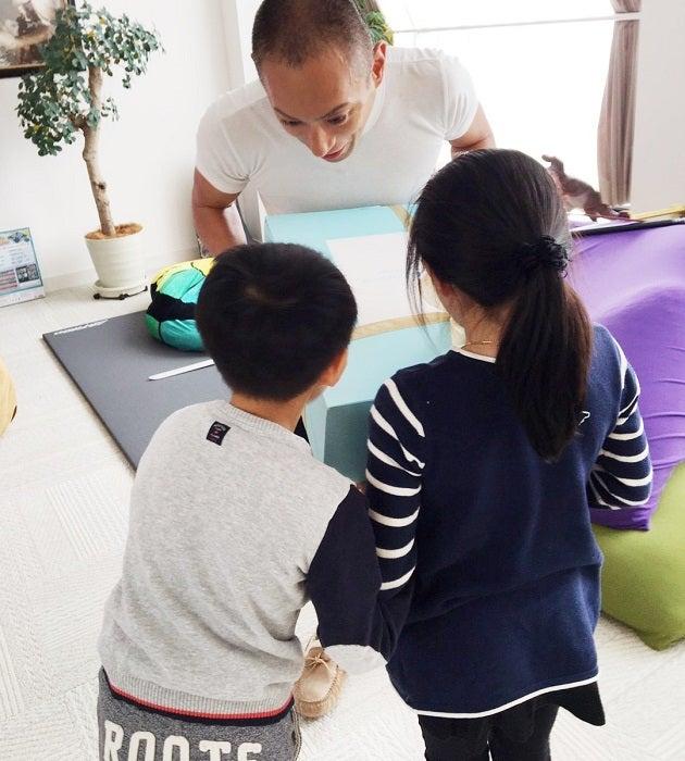 市川海老蔵、誕生日に子ども達から貰った宝物「ただただ ありがとう」