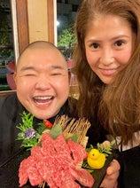 内山信二の妻、アメブロを開設したことを報告「おめでとう」「楽しみ」の声