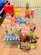 内山信二の妻、夫と『コストコ』で購入した食料品「アメリカンサイズ様々です」