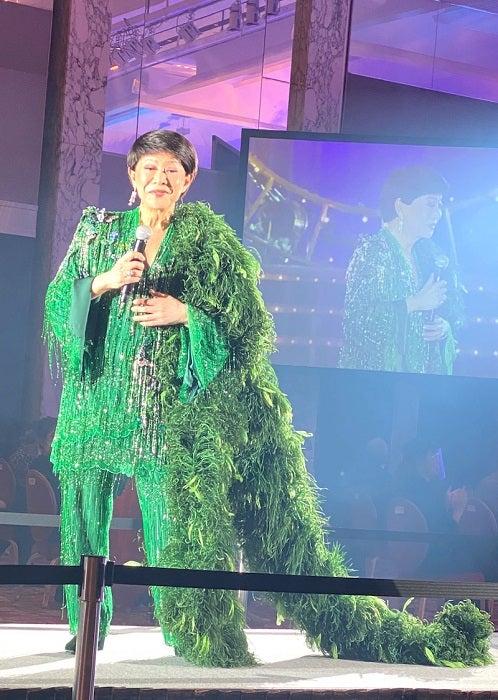 藤あや子、美川憲一のディナーショーに感動「神々しかった」