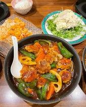 みきママ、酢豚の残りを活用したリメイク料理「酢の酸味がとんでコクになる」