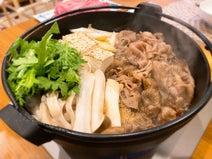 保田圭、義母から貰った肉ですき焼きを堪能「特別な気分になりますね」