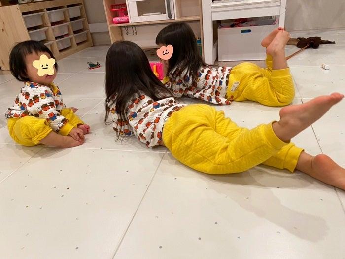 ノンスタ石田の妻、娘達の寝かしつけで嫌な予感「鬼ババ、ブチ切れる」