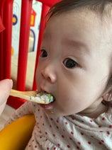 キンタロー。の夫、初めて七草粥を食べた娘の反応「無病息災を祈って」