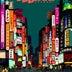 オリジナルTVアニメ「オッドタクシー」4月放送スタート! 主人公は花江夏樹が演じる41歳のタクシードライバー!