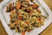 高橋愛、夫・あべこうじの手料理を絶賛「二人でペロリでした」