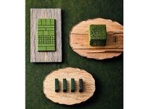 緑だけどチョコ!? お茶&チョコの専門店がコラボしたバレンタイン向け3商品